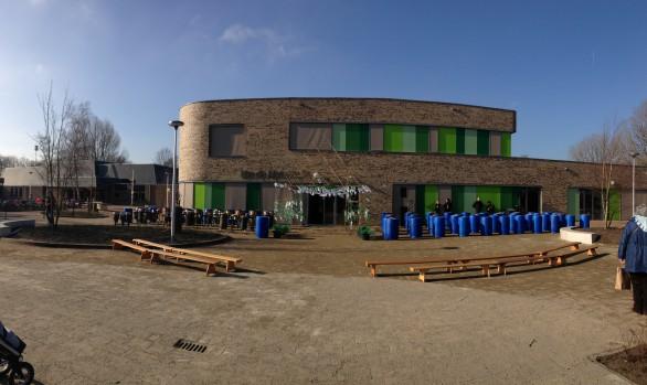 Openingsfeest brede school